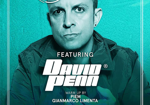 David Penn feat Gianmarco Limenta - The Circle House of Beats